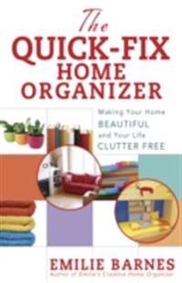 Quick-Fix Home Organizer
