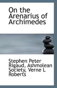 On the Arenarius of Archimedes
