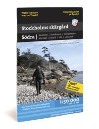 Stockholms skärgård - Södra (1:50 000)