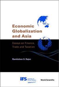 Economic Globalization and Asia