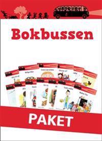 Bokbussenpaket + Handledning