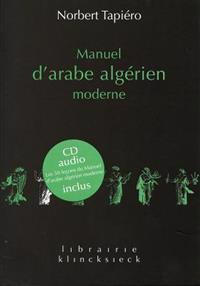 Manuel D'Arabe Algerien Moderne: + 1 CD