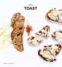 Toast - tartines, open sandwiches, bruschetta, canapes, artisanal toasts, a