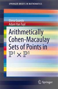 Arithmetically Cohen-macaulay Sets of Points in P^1 X P^1