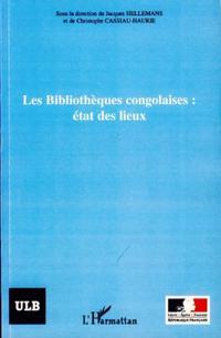 Bibliotheques congolaises: etat des lieux