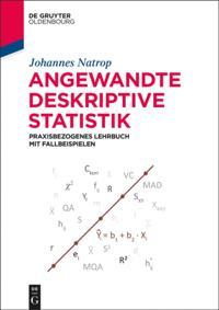 Angewandte Deskriptive Statistik