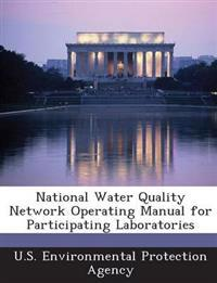 National Water Quality Network Operating Manual for Participating Laboratories