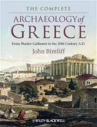 Complete Archaeology of Greece