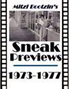 Mitzi Bootzin's Sneak Previews: 1973-1977
