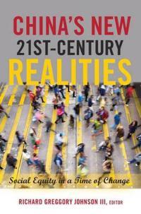 China's New 21st-Century Realities