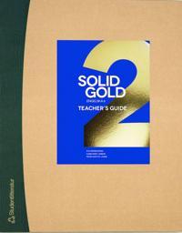 Solid Gold 2 Lärarpaket - Digitalt + Tryckt
