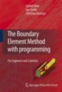 Boundary Element Method with Programming
