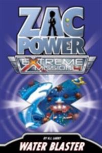 Zac Power Extreme Mission #4