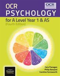 OCR Psychology for A Level Year 1AS