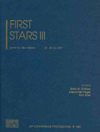 First Stars III