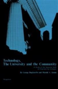 Technology, the University and the Community