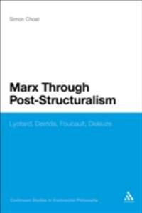 Marx Through Post-Structuralism