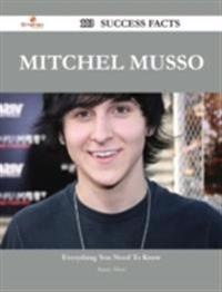 Mitchel Musso 113 Success Facts - Everything you need to know about Mitchel Musso