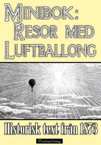 Resor med luftballong år 1873