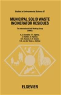 Municipal Solid Waste Incinerator Residues