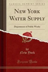 New York Water Supply