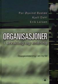 Organisasjoner i utvikling og endring
