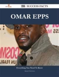 Omar Epps 122 Success Facts - Everything you need to know about Omar Epps