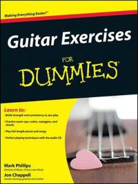 Guitar Exercises for Dummies [With CD]