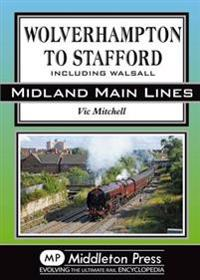 Wolverhampton to stafford - including walsall