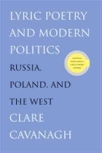 Lyric Poetry and Modern Politics