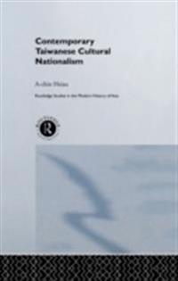 Contemporary Taiwanese Cultural Nationalism