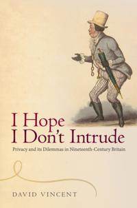 I Hope I Don't Intrude