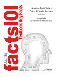 American Social Welfare Policy, A Pluralist Approach