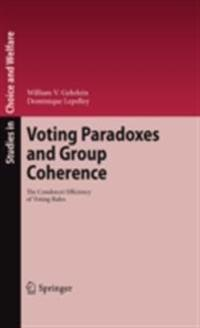 Voting Paradoxes and Group Coherence