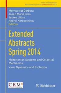 Extended Abstracts Spring 2014