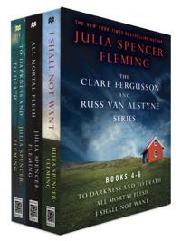 Clare Fergusson and Russ Van Alstyne Series, Books 4-6