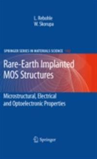 Rare-Earth Implanted MOS Devices for Silicon Photonics
