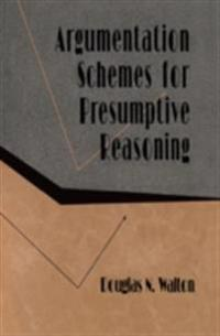 Argumentation Schemes for Presumptive Reasoning