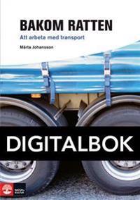 Framåt Bakom ratten - Att arbeta med transport Digital