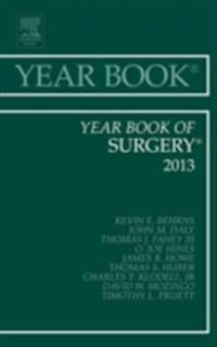Year Book of Surgery 2013, E-Book