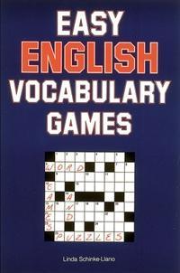 Easy English Vocabulary Games