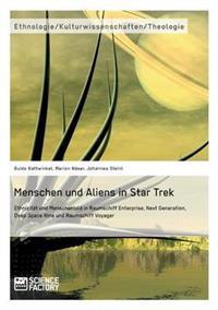 Menschen Und Aliens in Star Trek