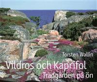 Vildros och kaprifol : trädgården på ön