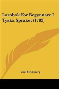 Larobok for Begynnare I Tyska Spraket