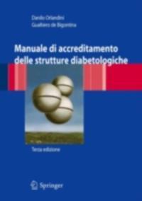 Manuale di accreditamento delle strutture diabetologiche