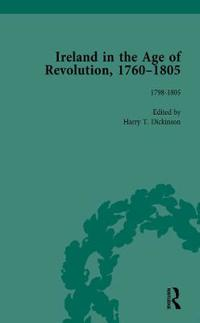 Ireland in the Age of Revolution 1760-1805