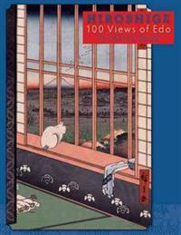 Hiroshige 100 Views of Edo Cb129