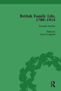 British Family Life, 1780–1914