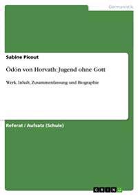 Odon Von Horvath