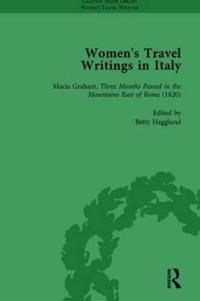 Women's Travel Writings in Italy
